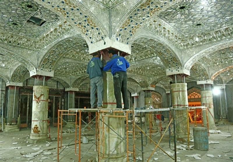 پروژه ستاد بازسازی عتبات عالیات