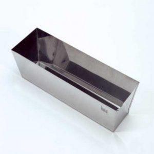 ظرف استیلی تهیه بتونه(۳۳۰mm)