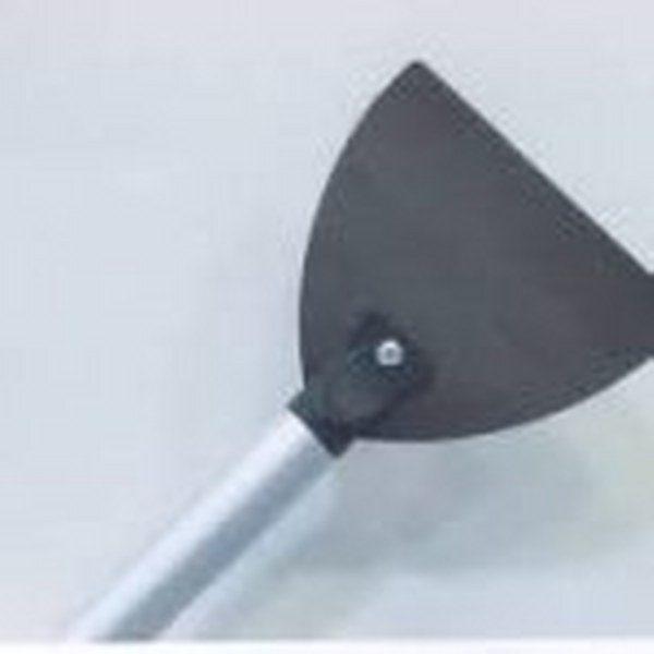 کاردک ۱۸سانتیمتری با دسته آلمینیومی بلند