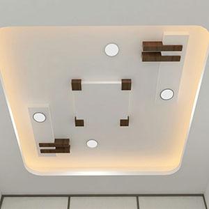 با سقف کاذب یکپارچه بر زیبایی و کارایی خانه خود بیفزایید