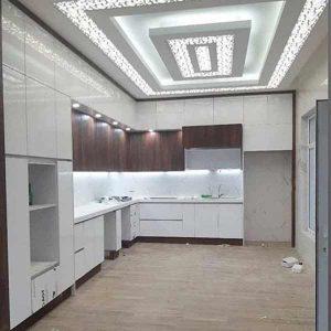 کناف¬کاری سقف آشپزخانه
